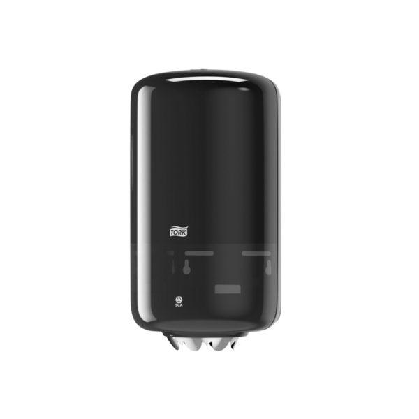Dispenser prosop derulare mini Tork Negru