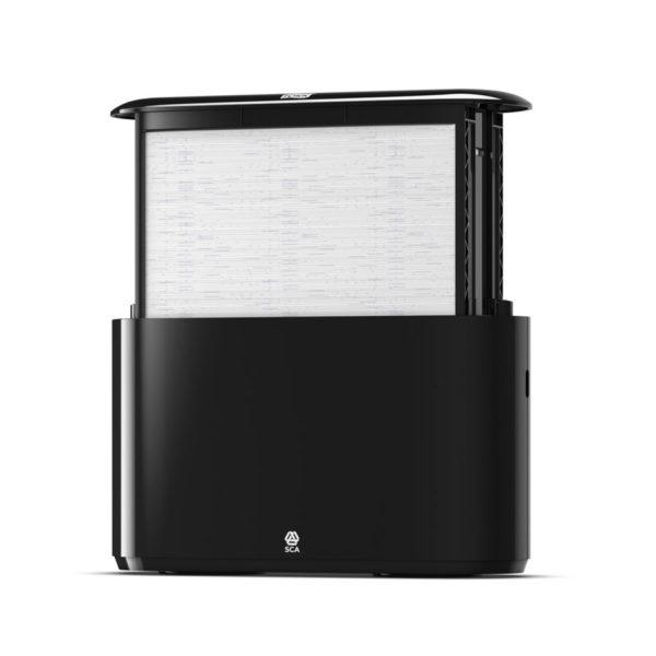 Dispenser servetele Xpress Tork de masa Negru