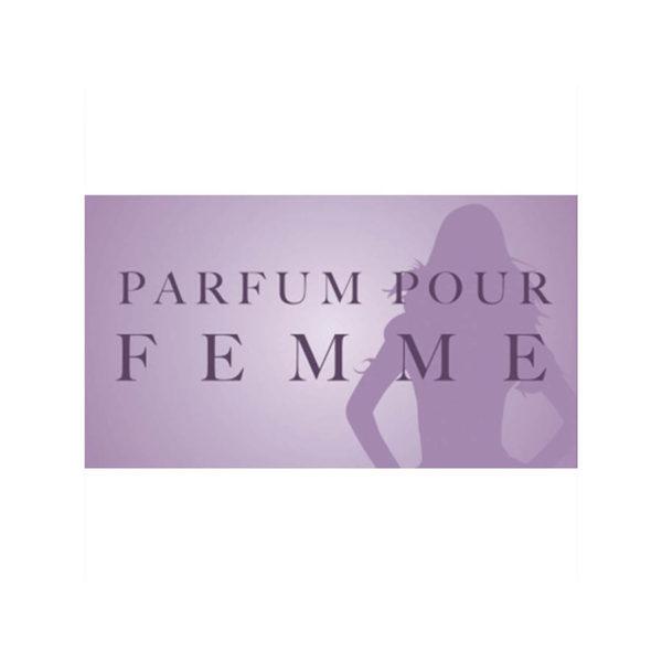 Odorizant Pour Femme Vision