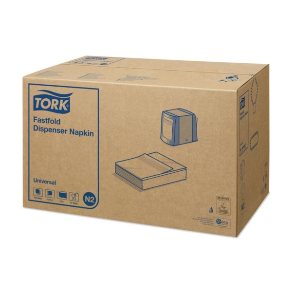 Servetele pentru dozator de masa Tork