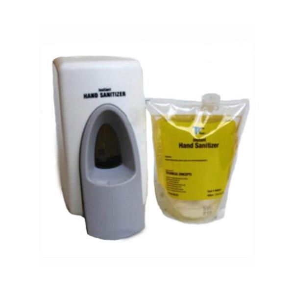 Dispenser pentru igienizarea mainilor Rubbermaid