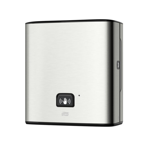 Dispenser prosop Tork matic cu senzor inox
