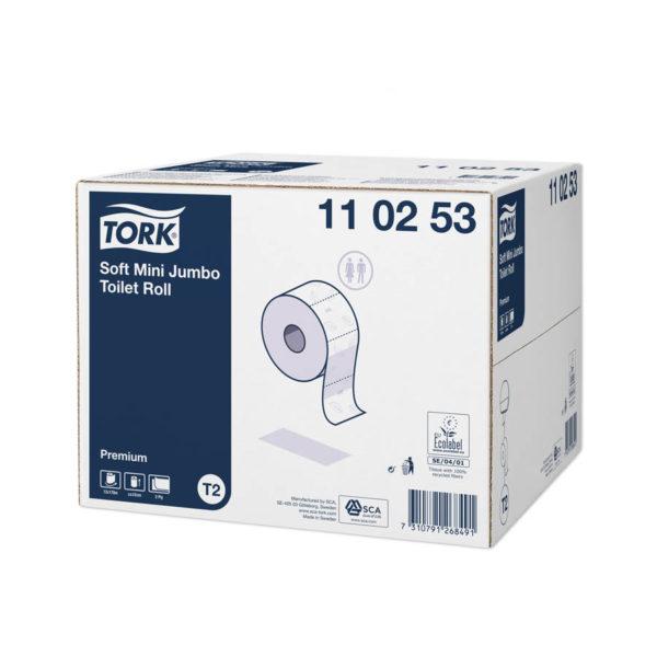 Hartie igienica Tork Premium mini jumbo