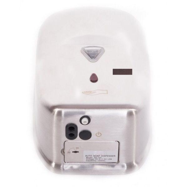 Dispenser sapun/dezinfectant inox cu senzor sd120