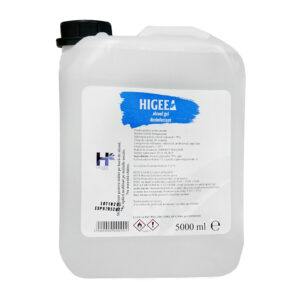 Gel dezinfectant de maini Higeea 5L